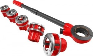 Manual Pipe Threader